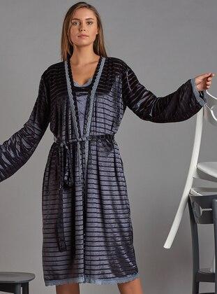 Indigo - Morning Robe