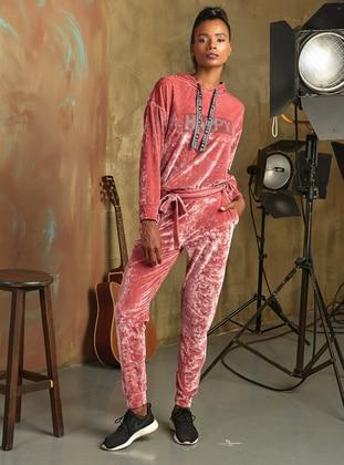 Dusty Rose - Pyjama Set