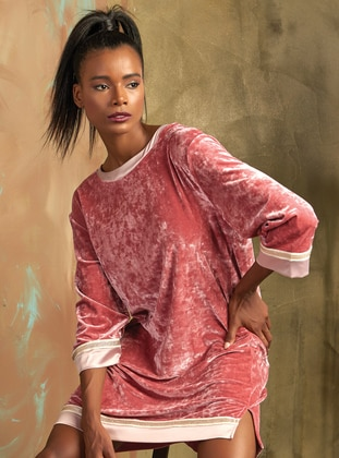 Dusty Rose - Loungewear Dresses