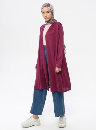 Cherry - Shawl Collar - Cardigan