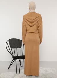 Mink - Unlined - Acrylic -  - Dress