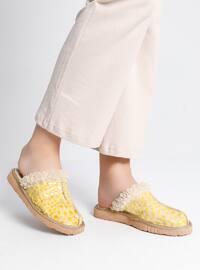 Yellow - Yellow - Sandal - Home Shoes