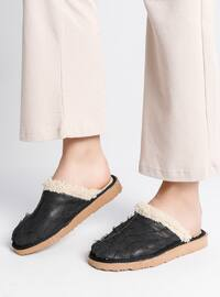 Black - Black - Sandal - Black - Sandal - Black - Sandal - Black - Sandal - Black - Sandal - Home Shoes
