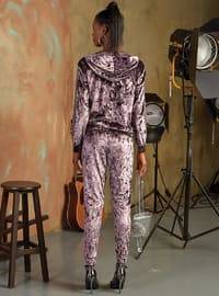 Purple - Pyjama Set