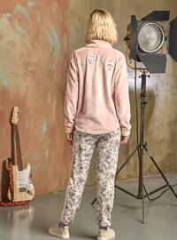 Powder - Polo neck - Pyjama Set