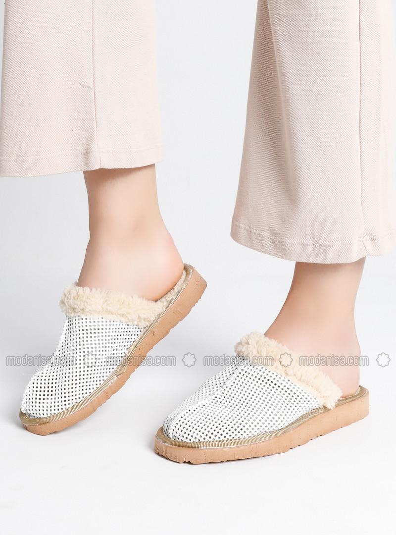 White - White - Sandal - White - Sandal - White - Sandal - White - Sandal - White - Sandal - Home Shoes