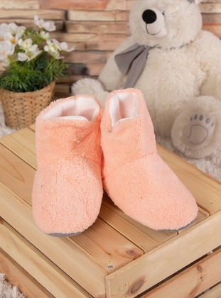 Salmon - House Booties - Elitol Premium