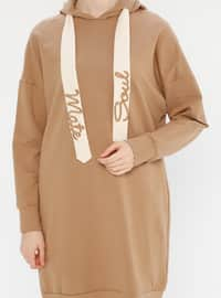 Brown -  - Tunic