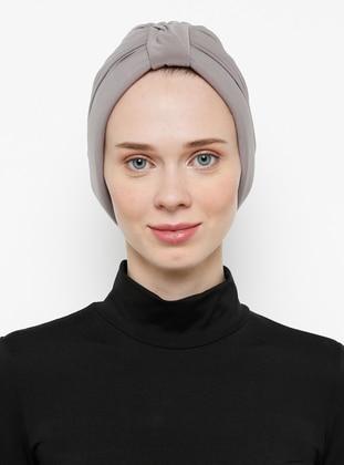 Mink - Plain - Instant Scarf