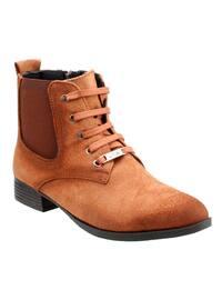 Tan - Boots
