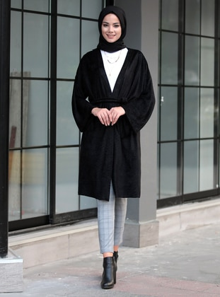 Black - Fully Lined -  - Jacket