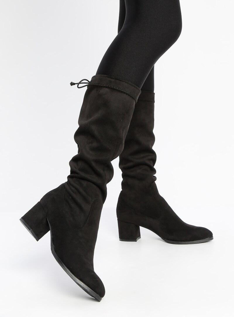Tesettür Çizme Snox Siyah Kadın 36