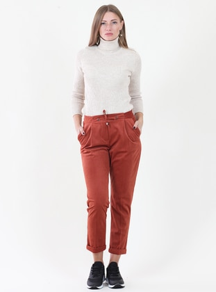 Cinnamon -  - Pants