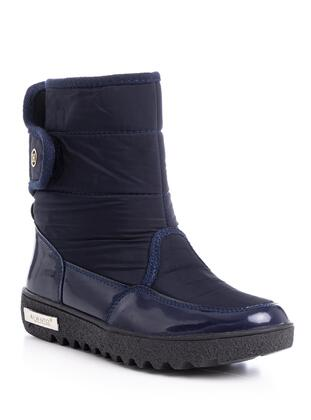 Navy Blue - Boots
