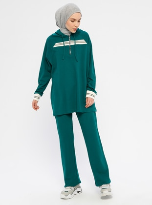 Green -  - Tracksuit Set