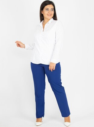 Saxe - Plus Size Pants