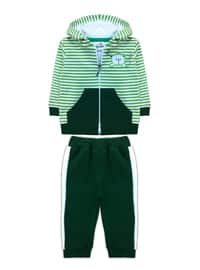 - Green - Baby Suit