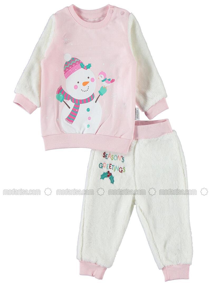Powder Baby Suit