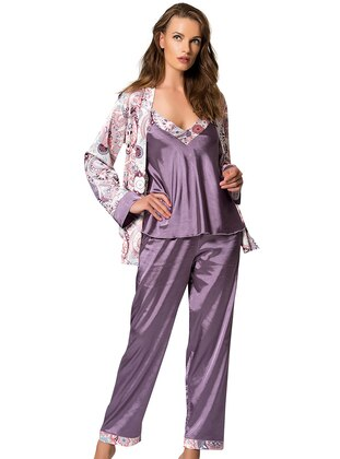 Purple - Morning Robe