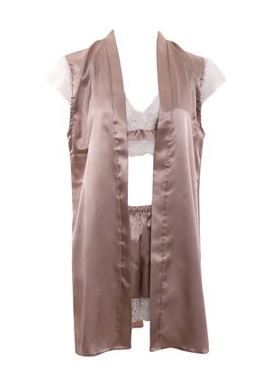Mink - Morning Robe