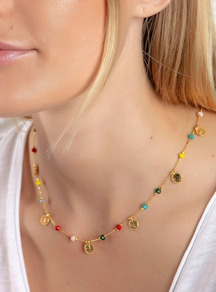 Multi - Necklace - Modex