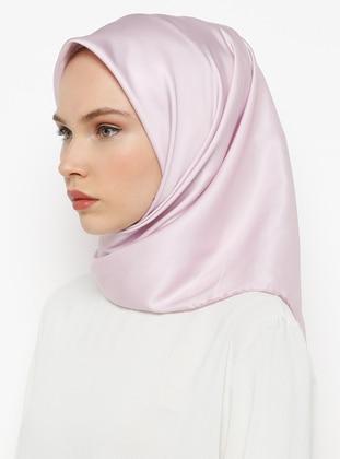 Pink - Plain - Scarf