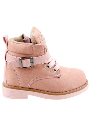 Pink - Boots