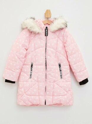 Pink - Girls` Jacket - DeFacto