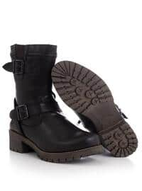 Brown - Boots