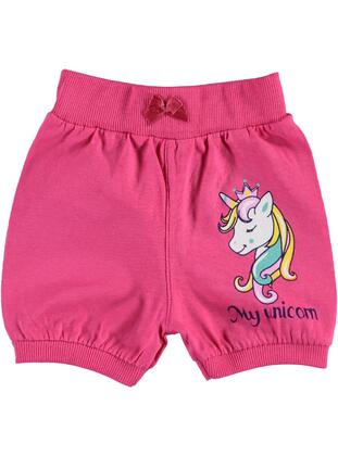 Fuchsia - Baby Shorts - Civil Baby