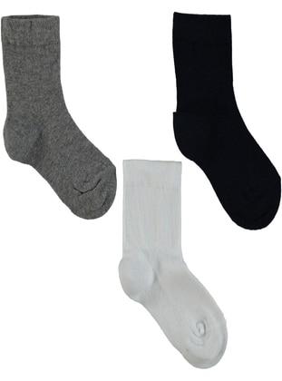 Multi - Socks - Boys