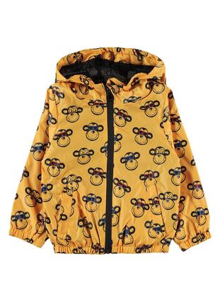 Mustard - Boys` Raincoat -  Boys