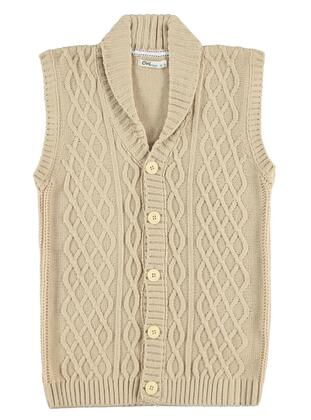 Yellow - Boys` Vest