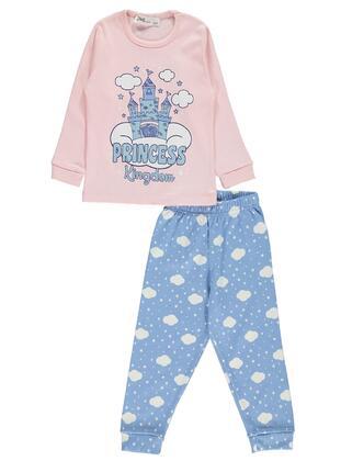 Pink - Girls` Pyjamas - Civil Girls