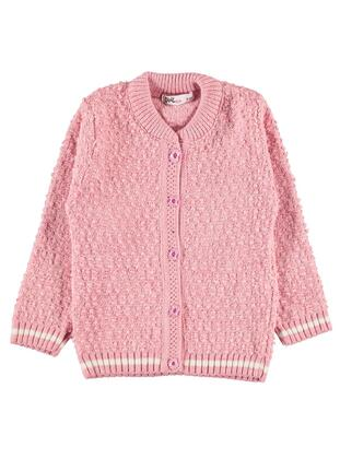 Multi - Girls` Cardigan