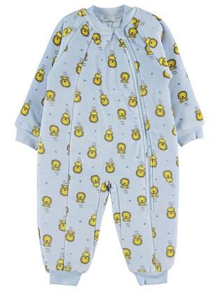 Blue - baby sleepers - cvl