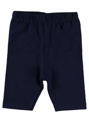 Navy Blue - baby tights - Kujju