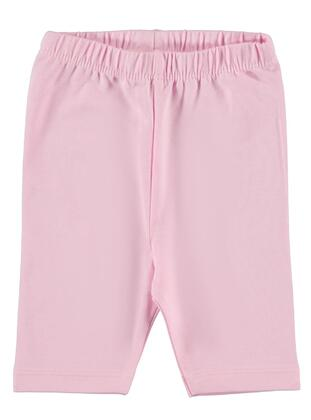 Pink - baby tights - Kujju