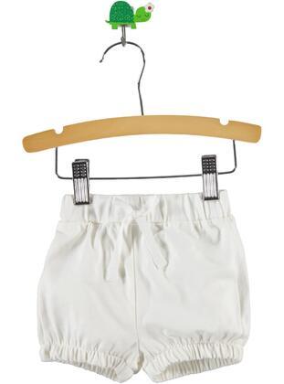 Ecru - Baby Shorts - Kujju