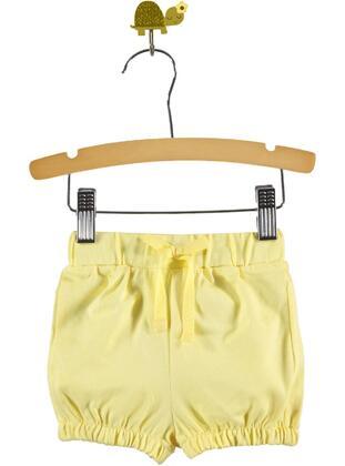 Yellow - Baby Shorts - Kujju