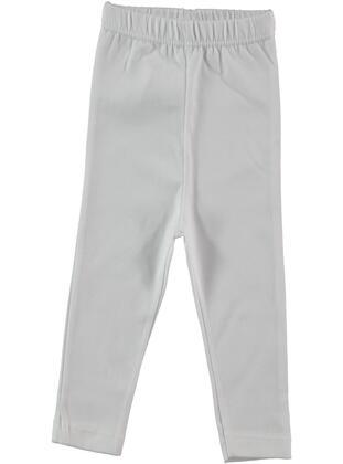 Ecru - baby tights - Kujju