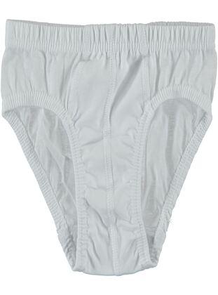 White - Kids Underwear - Öts