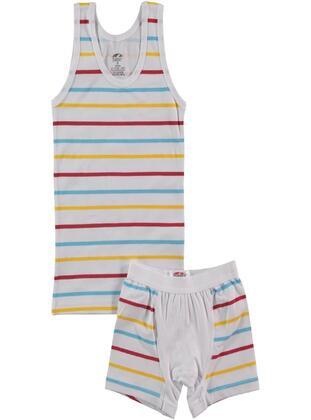 Yellow - Kids Underwear - Şahin