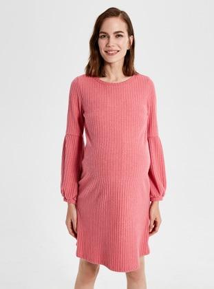 Pink - Maternity Dress - LC WAIKIKI