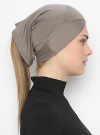 Mink - Plain - Bonnet