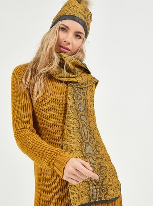 Yellow - Shawl Wrap