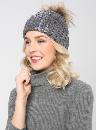 Silver tone - Hats - Soft Scarfs