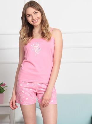 Pink -  - Short Set