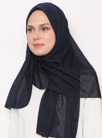 Navy Blue - Shawl & Scarf Care