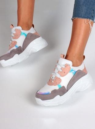 Lamé - Powder - Sport - Sports Shoes